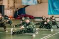 Выступление военно-патриотического клуба для воспитанников детских домов